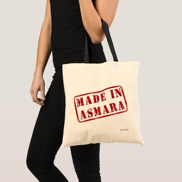 Made in Asmara Tote Bag