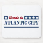 Made in Atlantic City Mousepad
