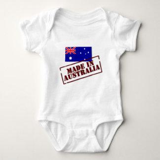made in Australia baby shirt