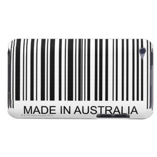 Made in Australia Barely There iPod Case
