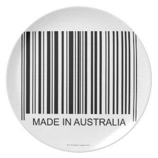 Made in Australia Dinner Plate