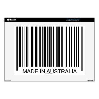 Made in Australia Laptop Skin