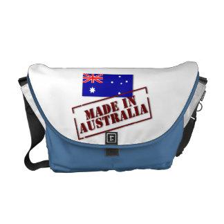 Made in Australia Messenger Bag