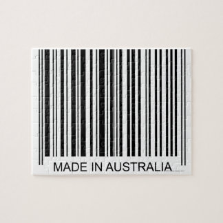 Made in Australia Jigsaw Puzzle