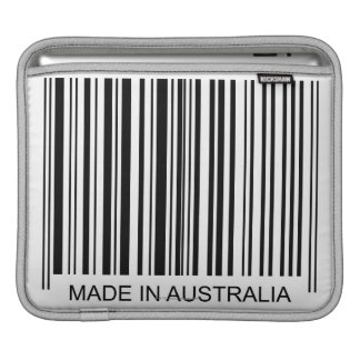 Made in Australia Sleeve For iPads