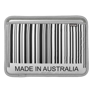 Made in Australia Sleeve For MacBook Air