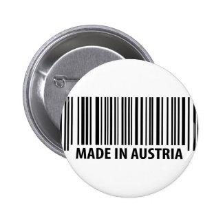 made in austria icon button