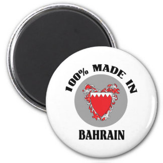 Made In Bahrain Refrigerator Magnets