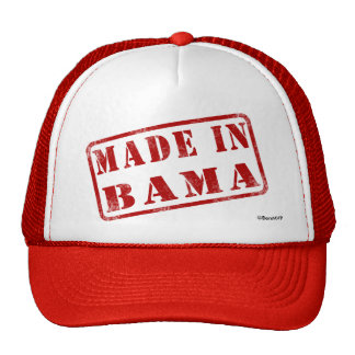 Made in Bama Trucker Hat