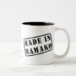Made in Bamako Two-Tone Coffee Mug