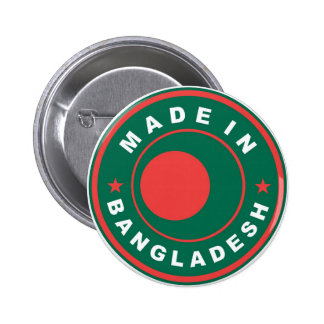 made in bangladesh country flag label stamp pin