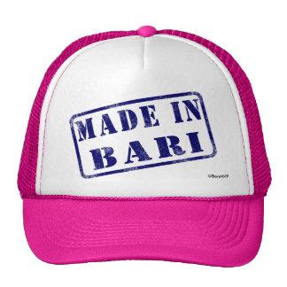 Made in Bari Trucker Hat