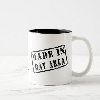 Made in Bay Area Two-Tone Coffee Mug