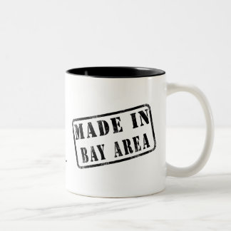 Made in Bay Area Two-Tone Coffee Mug