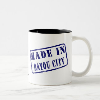 Made in Bayou City Mug
