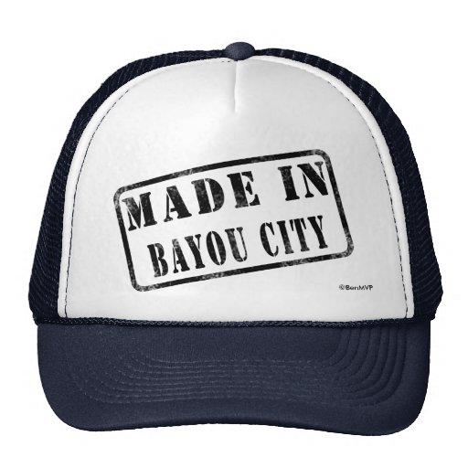 Made in Bayou City Trucker Hat