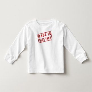 Made in Bean Town T-shirt