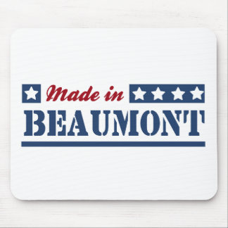 Made in Beaumont Mouse Pad