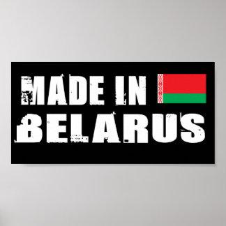 Made in Belarus Poster