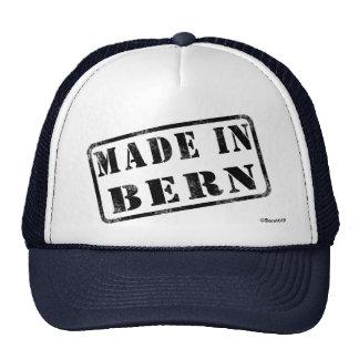 Made in Bern Trucker Hat