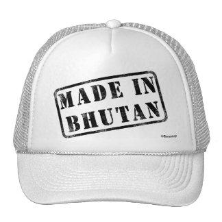 Made in Bhutan Trucker Hat