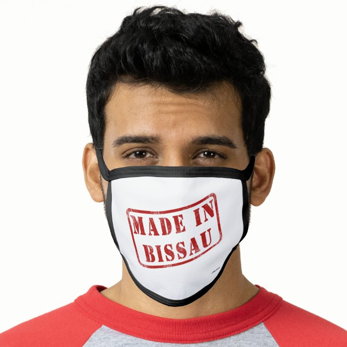 Made in Bissau Cloth Face Mask