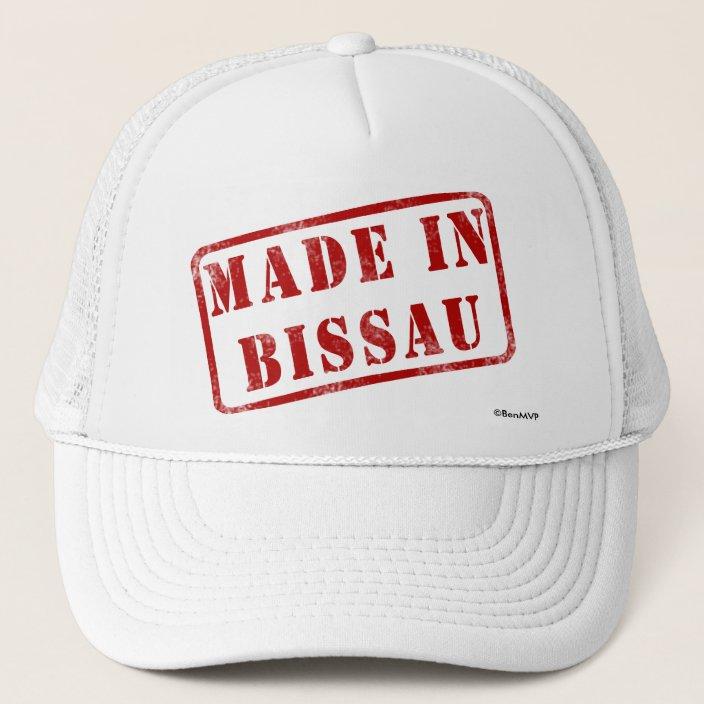 Made in Bissau Trucker Hat