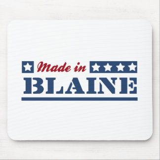 Made in Blaine Mouse Pad