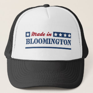 Made in Bloomington Trucker Hat