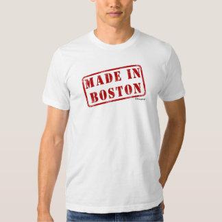 Made in Boston Tee Shirt