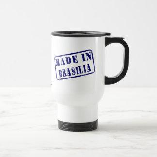 Made in Brasilia Travel Mug