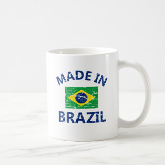 Made in Brazil Coffee Mug