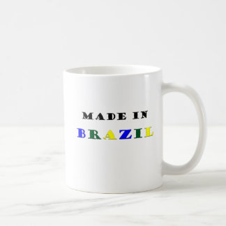 Made in Brazil Coffee Mug
