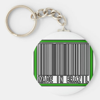 Made In Brazil Keychains