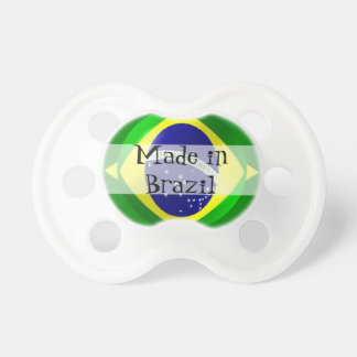 Made In Brazil Pacifier