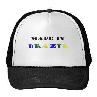 Made in Brazil Trucker Hat