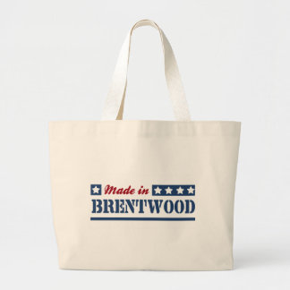 Made in Brentwood Bags