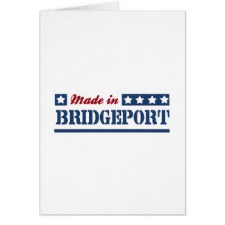Made in Bridgeport Greeting Card