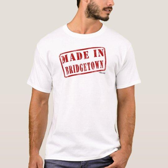 Made in Bridgetown T-Shirt