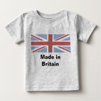 Made in Britain - baby vest T Shirt
