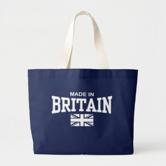 Made In Britain Canvas Bags