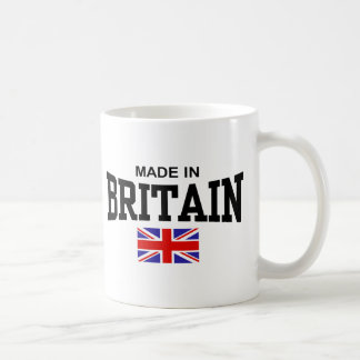 Made In Britain Coffee Mug