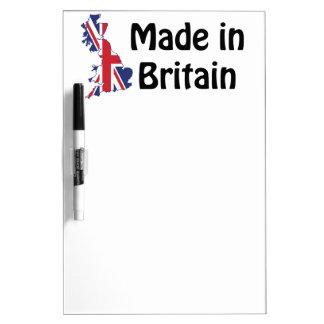 Made in Britain Dry Erase Board