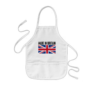 Made in Britain Kids' Apron