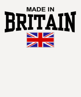 Made In Britain T Shirt
