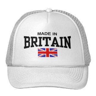 Made In Britain Trucker Hat