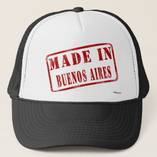 Made in Buenos Aires Trucker Hat