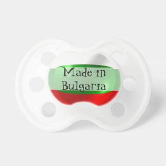 Made In Bulgaria BooginHead Pacifier