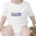 Made in Burbank Baby Bodysuit