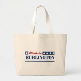 Made in Burlington Tote Bag